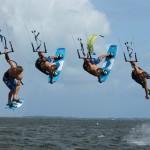 nukegrab kite trick